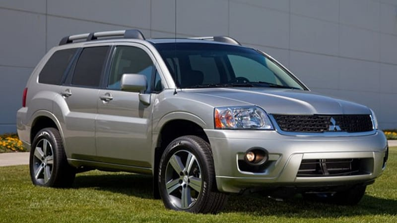 2011 mitsubishi endeavor hangs on for another year with bundled