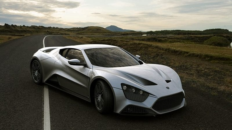 Zenvo ST1 gets a U.S. distributor and a price: $1,225,000 - Autoblog