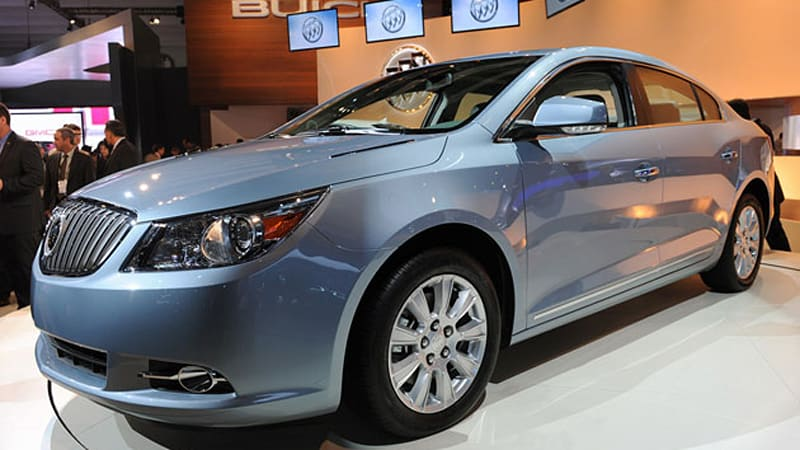hitachi resumes battery production for buick lacrosse regal