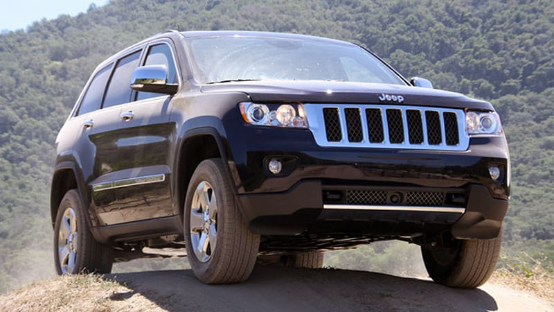 report jeep grand cherokee platform could underpin. Black Bedroom Furniture Sets. Home Design Ideas