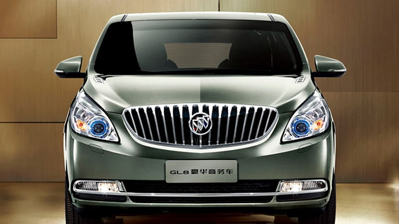 buick gl8 minivan for china will debut on november 28 autoblog rh autoblog com 2000 Buick GL8 2007 Buick GL8 in USA