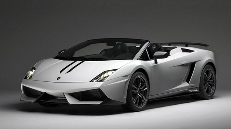 Lamborghini Gallardo Spyder Performante Will Crash The Party In La