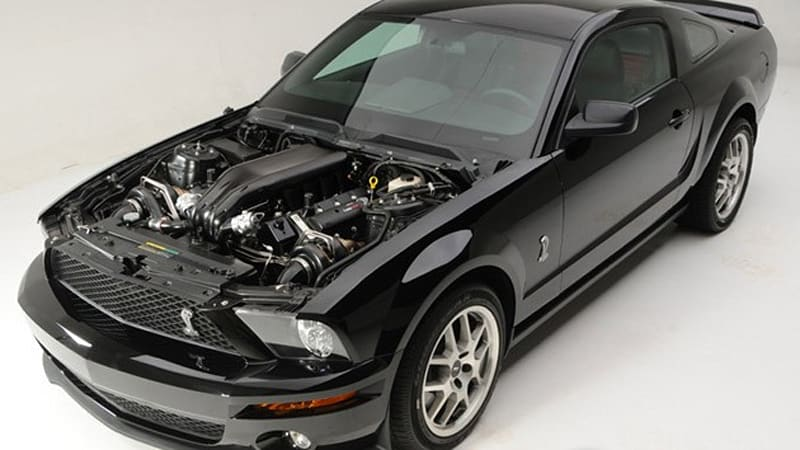 2017 Mustang Gt500 Twin Turbo >> Shelby Builds 1000 Rwhp Twin Turbo Gt500 Prototype W Video