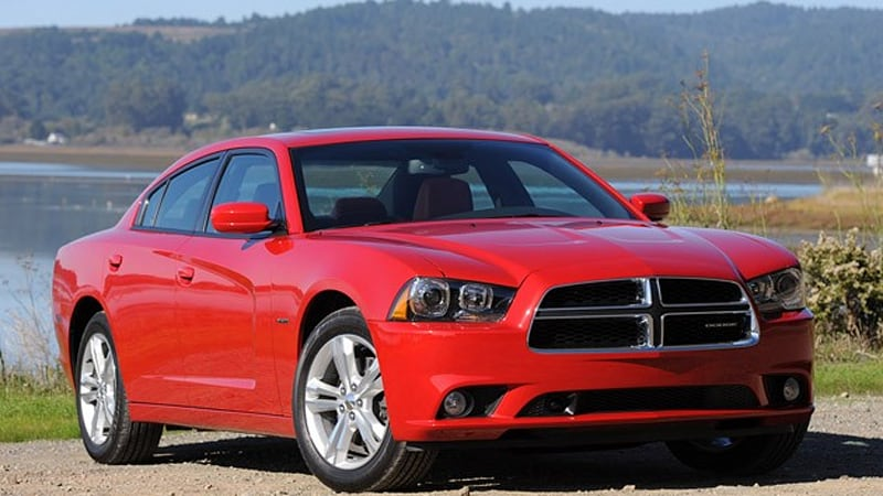 First Drive 2011 Dodge Charger Autoblog
