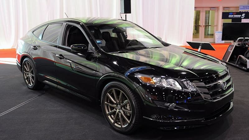 sema 2010 honda accord crosstour hfp concept is a good answer to a 2000 Honda Crosstour