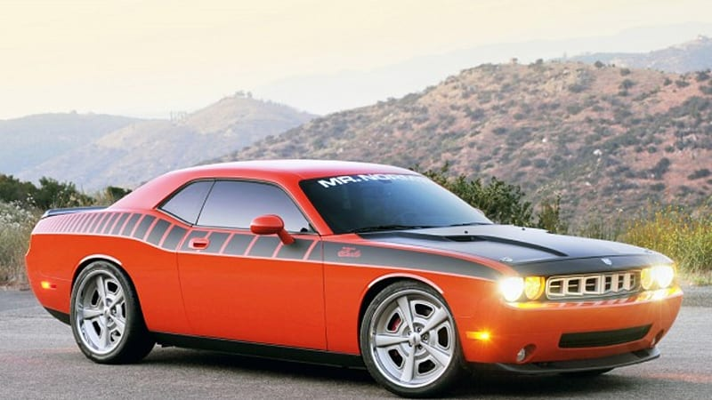 Report Chrysler Seriously Considering New Barracuda W Poll