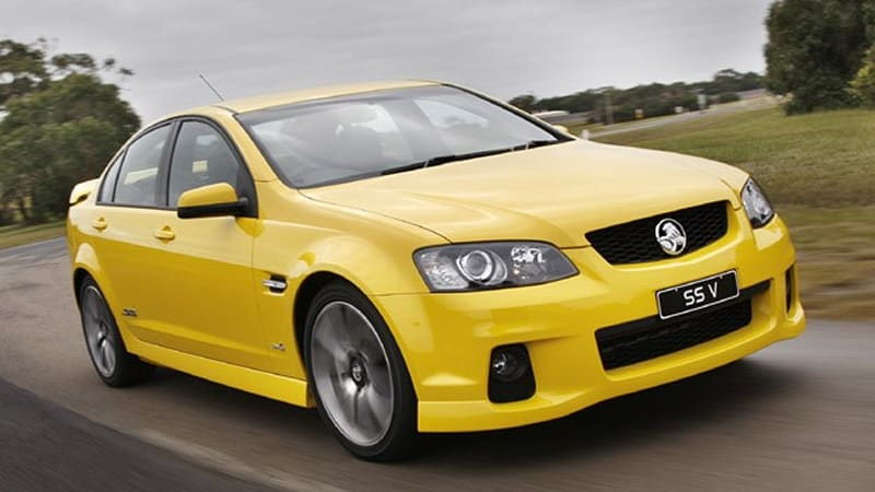 G8 Redux Chevy Comeback Rumored For Holden Commodore Autoblog