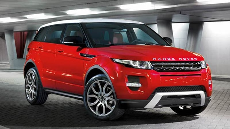report land rover evoque won 39 t get hybrid autoblog. Black Bedroom Furniture Sets. Home Design Ideas