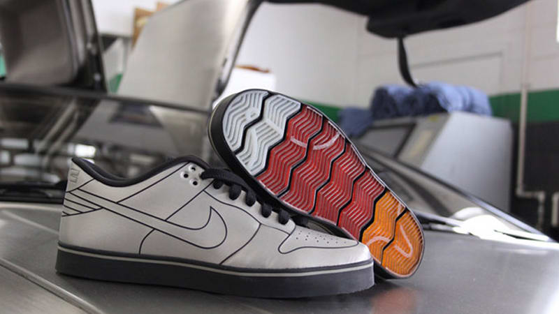 info for 44fb2 9bbd0 Leave a Facebook comment, win a pair of Nike DeLorean shoes!