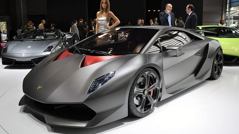 German Dealership Already Listing Lamborghini Sesto Elemento For