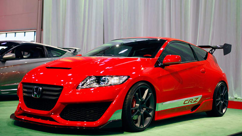 report honda cr z turbo fast tracked autoblog. Black Bedroom Furniture Sets. Home Design Ideas