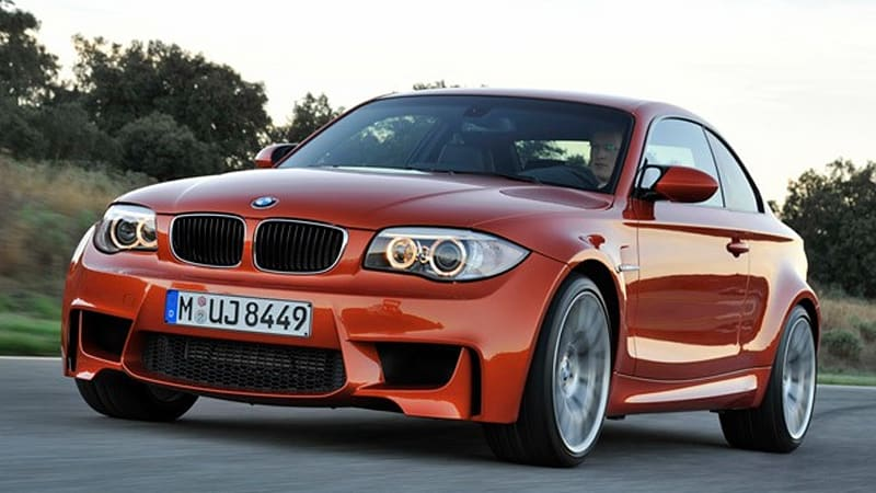 Officially Official 2012 Bmw 1 Series M Coupe Is Ready To Cut And