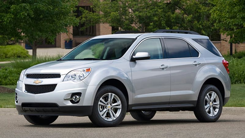 GM recalling nearly 100,000 new crossovers due to seatbelt