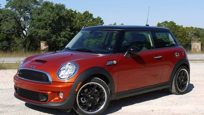 first drive: 2011 mini cooper s - autoblog