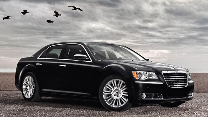Chrysler 300 Mpg >> 2011 Chrysler 300 Equipped With V6 8 Speed Trans Expected To Hit