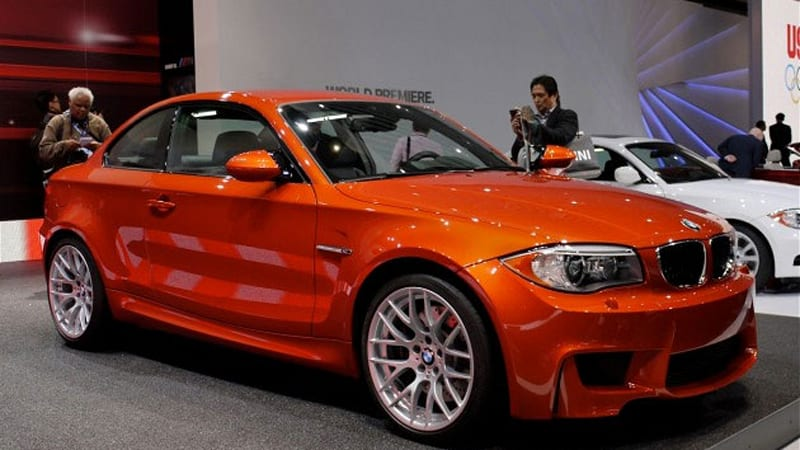 Bmw 1 Series M Coupe S Main Competitor Is A Used M3 Autoblog
