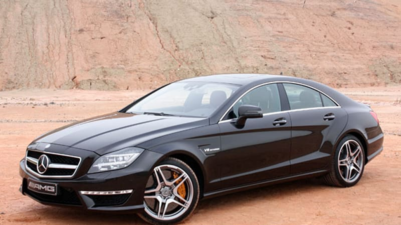 First drive 2012 mercedes benz cls63 amg autoblog for Mercedes benz cls 2012 price