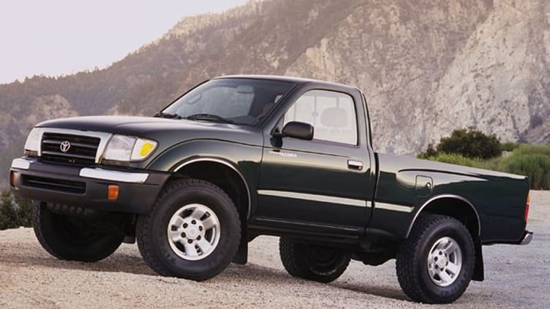 report dana coughs up 25m to toyota over rusty tacoma. Black Bedroom Furniture Sets. Home Design Ideas