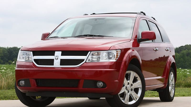 Dodge recalls 65,000 Journey CUVs and 56,000 Ram 1500 ... on