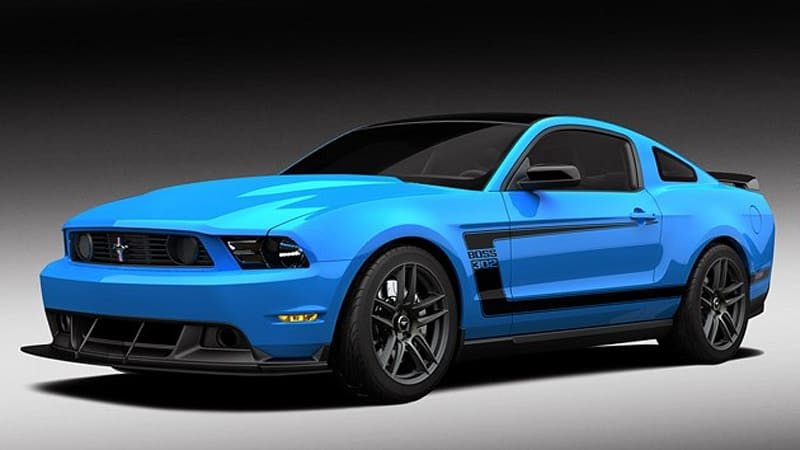 Grabber Blue Mustang >> Special Grabber Blue Mustang Boss To Be Auctioned Off At Barrett
