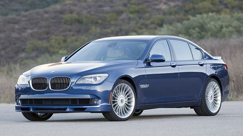 Review BMW Alpina B Autoblog - Bmw m7 alpina