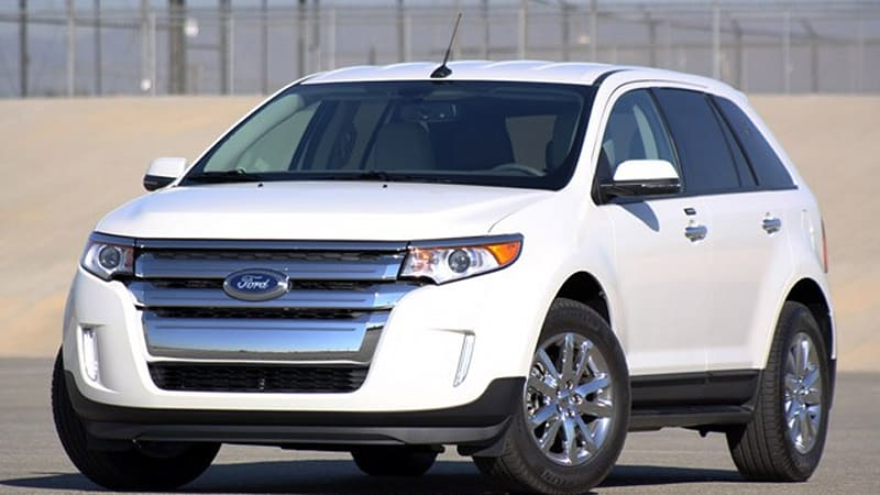 Quick Spin  Ford Edge Ecoboost
