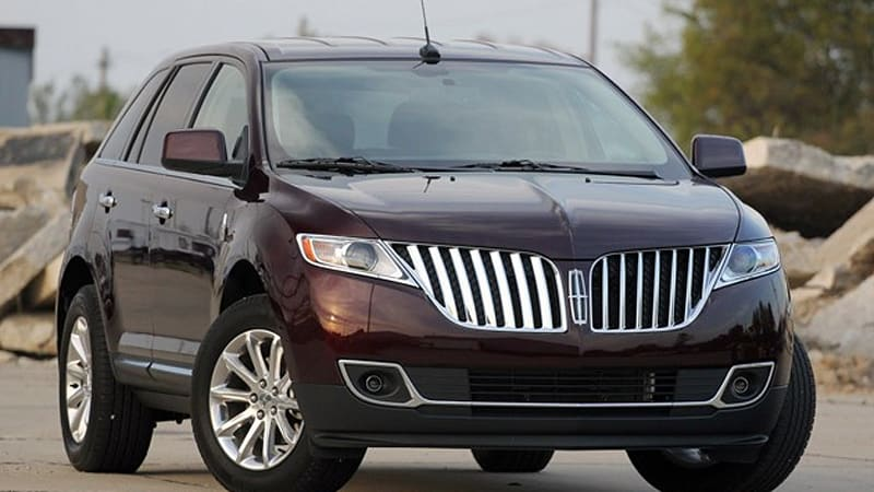 Consumer Reports Pulls Recommended Rating On Ford Edge Lincoln Mkx Myford Touch To Blame Autoblog