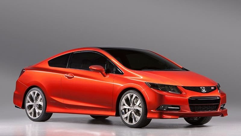 report 2012 honda civic si getting new 2 4l engine with. Black Bedroom Furniture Sets. Home Design Ideas