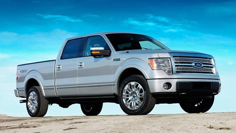 2009 Ford F-150 \u2013 Click above for high-res image gallery & 2009-2010 Ford F-150 being recalled to fix door handles - Autoblog Pezcame.Com