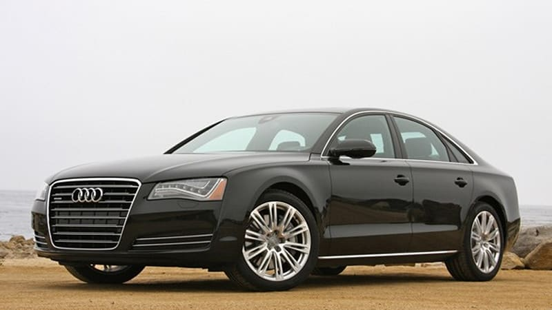 review 2011 audi a8 autoblog. Black Bedroom Furniture Sets. Home Design Ideas