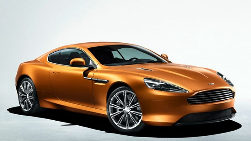 Aston Martin Releases Details On Virage Coupe And Volante - Aston martin virage coupe