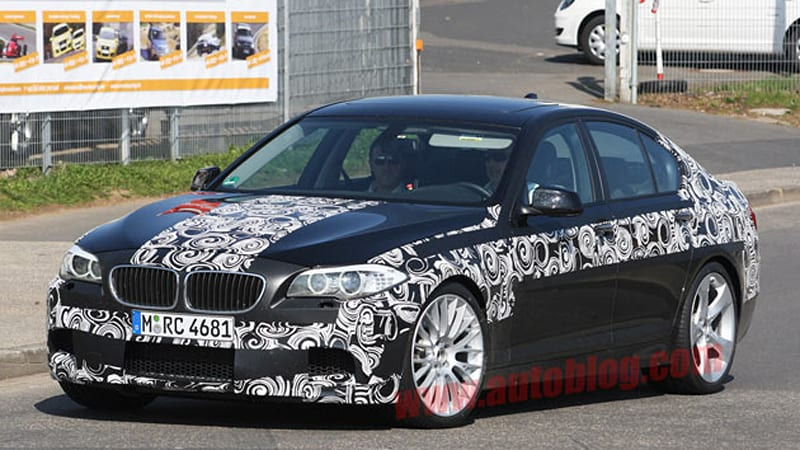 2012 BMW M5 to be automatic only? - Autoblog