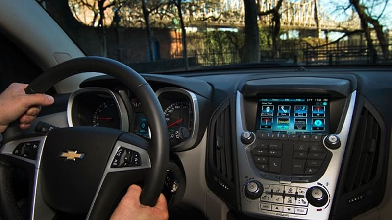 Chevrolet MyLink brings the app fight to Ford Sync, Toyota Entune