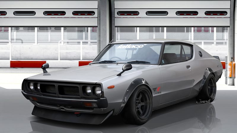 Enter Win Then Give Us A Ride In Your 1974 Nissan Skyline Autoblog