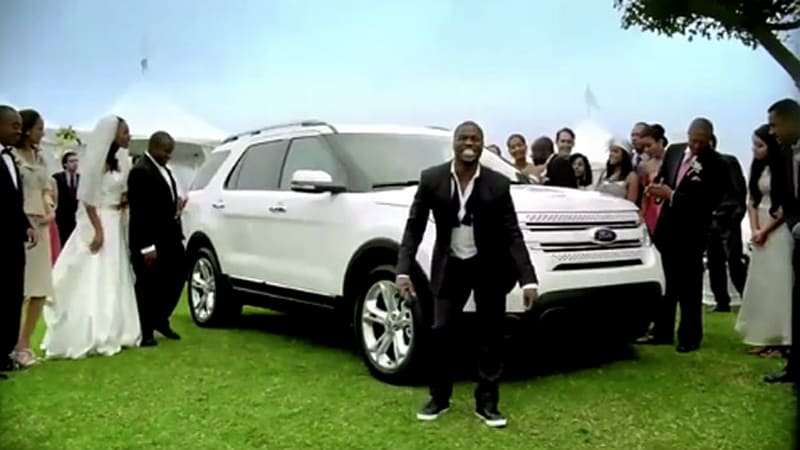 Kevin Hart Commercial >> AdSpotting: Ford Explorer gets funny with Kevin Hart