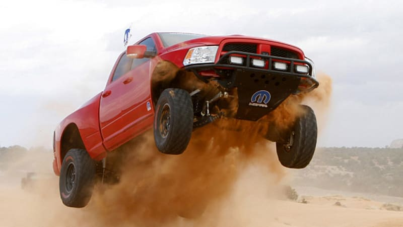 Dodge Ram Runner >> Report Dodge Ram Runner Kit Will Be Street Legal Autoblog