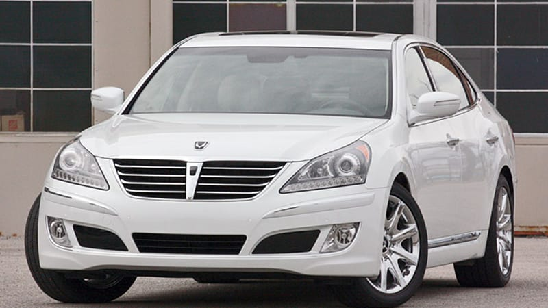 2011 Hyundai Equus Ultimate Joins Autoblog S Long Term