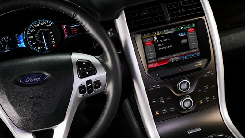 Ford's second-gen SYNC system off to a buggy start *UPDATE | Autoblog