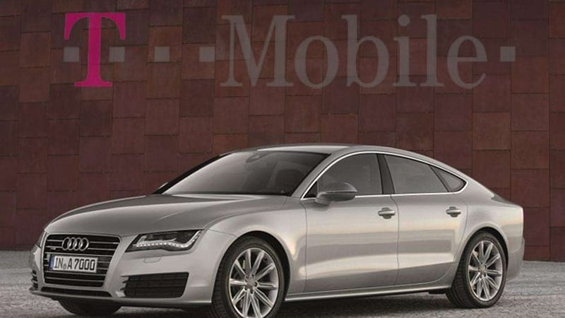 T-Mobile tapped for Audi Connect service, LTE not coming until 2015