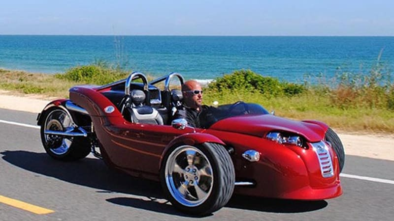 Campagna Follows Up T Rex With V13r Trike Autoblog