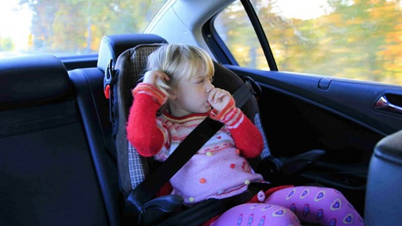 Nhtsa Issues New Child Seat Guidelines Autoblog