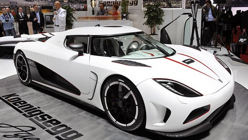 Geneva 2011: Koenigsegg Agera R Haunts Our Sweetest Dreams And Darkest  Nightmares   Autoblog