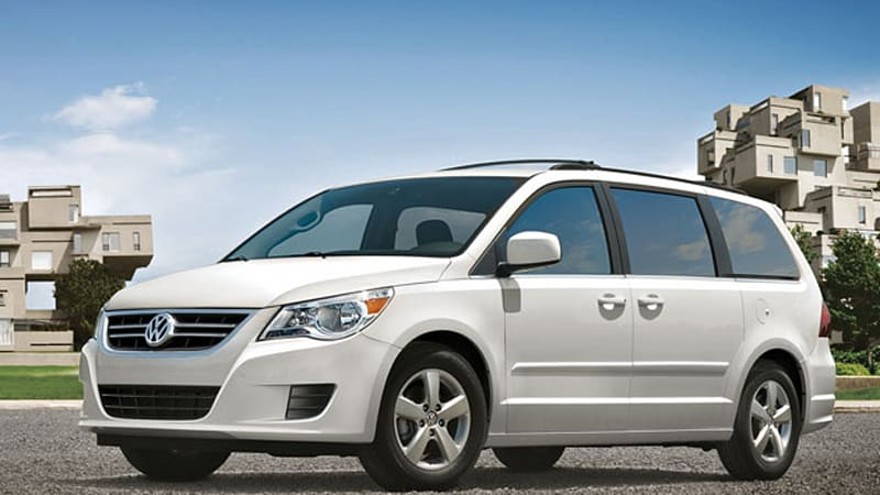 2010 Volkswagen Routan Click Above For High Res Image Gallery