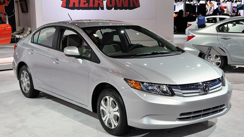 New York 2011: Honda Civic Hybrid Scores 44 Mpg Across The Board   Autoblog