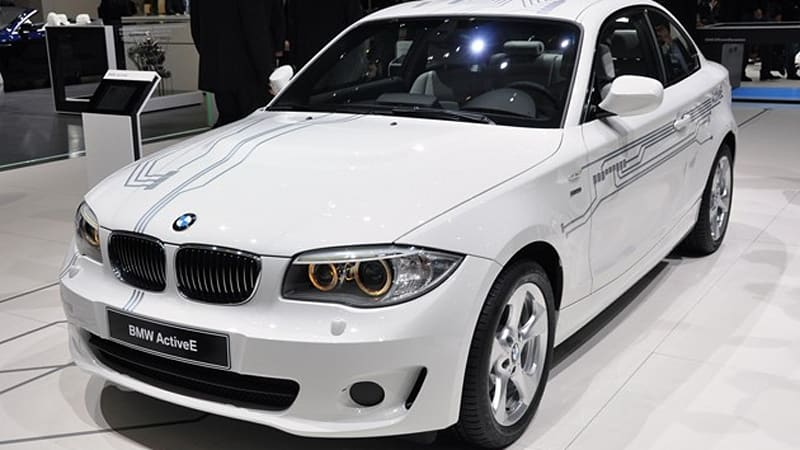 BMW North America CEO: Electric vehicles