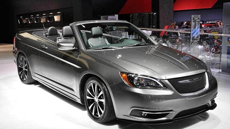 new york 2011 chrysler s 200 s convertible is the emo cousin to rh autoblog com 2012 chrysler 200 touring convertible owners manual chrysler 200 convertible owners manual 2011