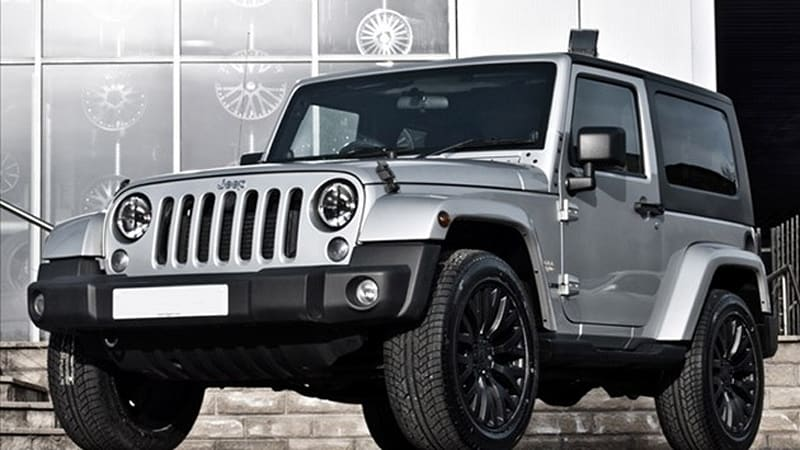 Silver Jeep Wrangler >> Project Kahn S Silver Jeep Wrangler Looks Ready For Urban