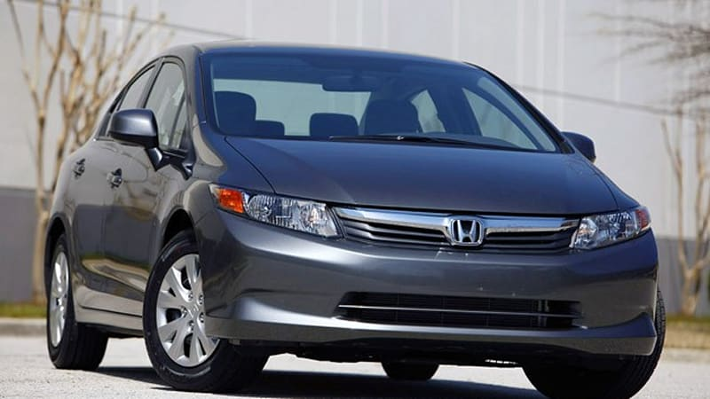 First Drive 2012 Honda Civic Sedan And Coupe