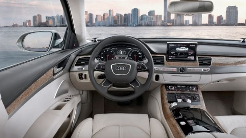 Ward 39 S Automotive Picks Best Car Interiors Of 2011 Autoblog