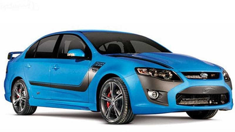 Video: Ford FPV Boss 335 GT makes us wish we were Australian - Autoblog